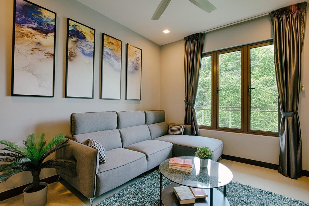 Amarin Kiara, Mt Kiara by GI Design Sdn Bhd
