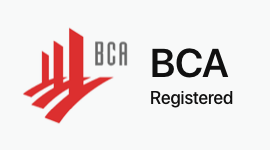 BCA-registered