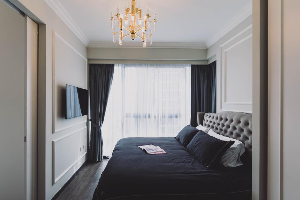 Modern, Condo, Bedroom, Gem Residences, Interior Designer, Artmuse Interior, Contemporary