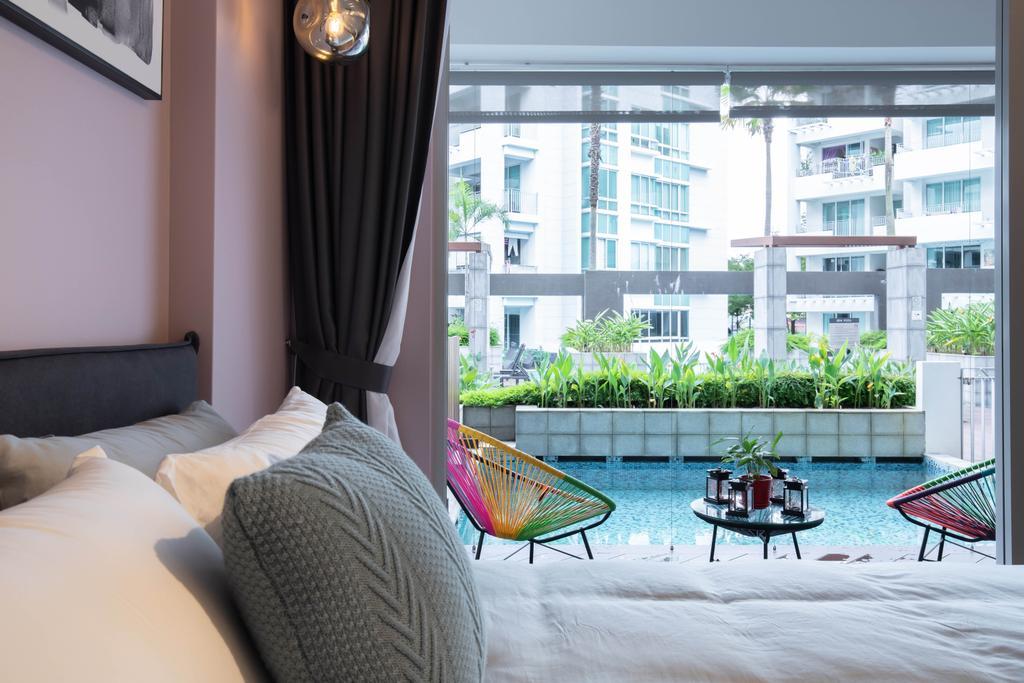 Contemporary, Condo, Bedroom, The Stellar, Interior Designer, Craftwerkz Interior, Scandinavian
