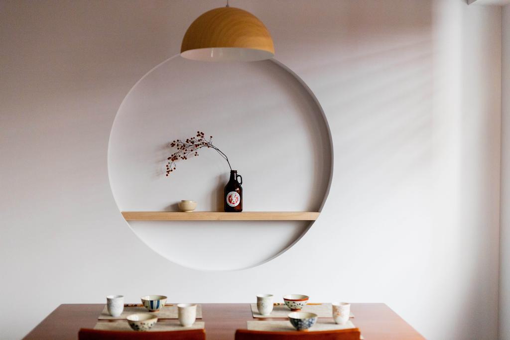 Modern, HDB, Dining Room, Holland Drive, Interior Designer, Forefront Interior, Scandinavian