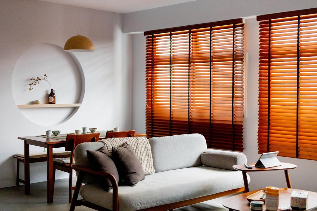 Modern, HDB, Holland Drive, Interior Designer, Forefront Interior, Scandinavian