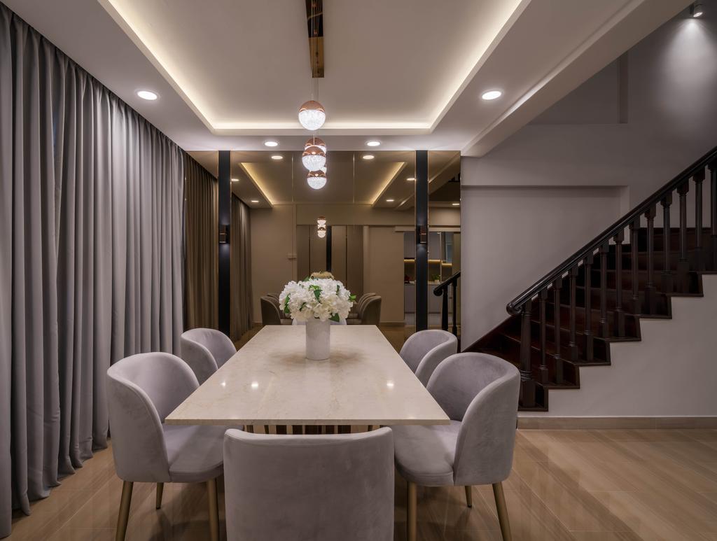 Modern, HDB, Hougang Avenue 2, Interior Designer, Weiken.com, Contemporary
