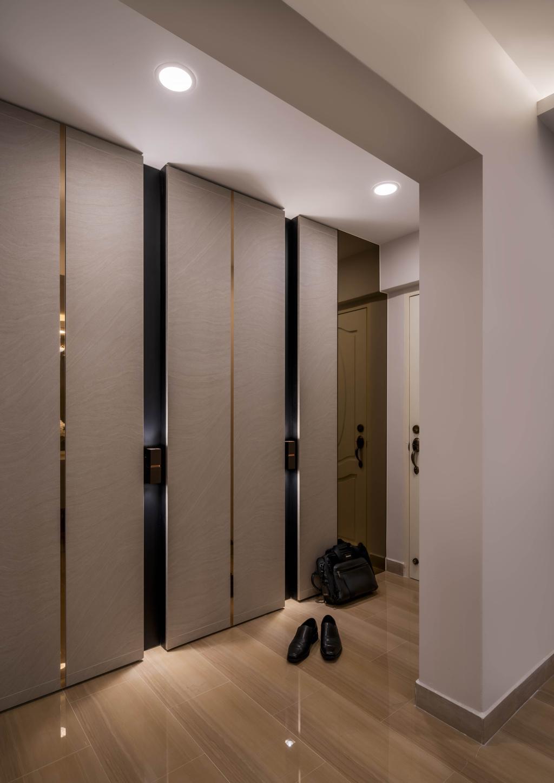 Modern, HDB, Living Room, Hougang Avenue 2, Interior Designer, Weiken.com, Contemporary