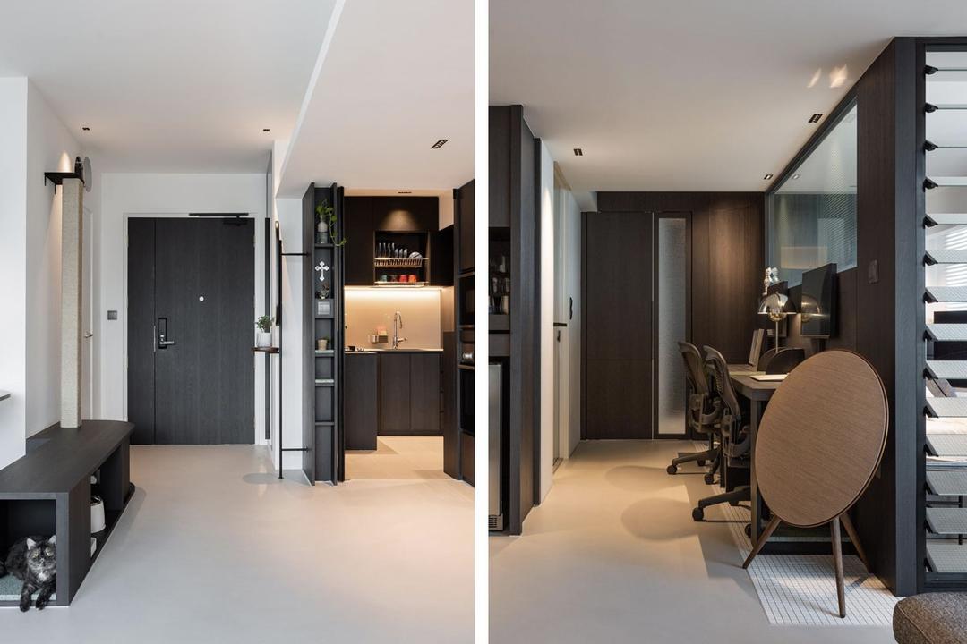 contemporary homes in singapore interior design firms