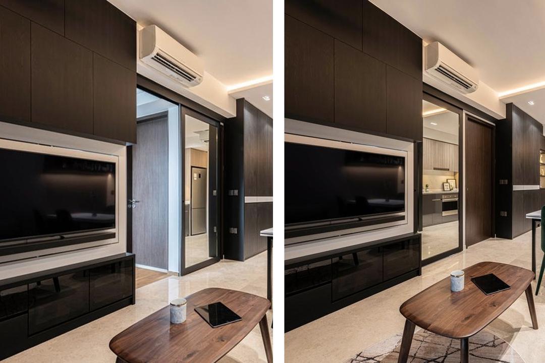 condominium renovation singapore design ideas