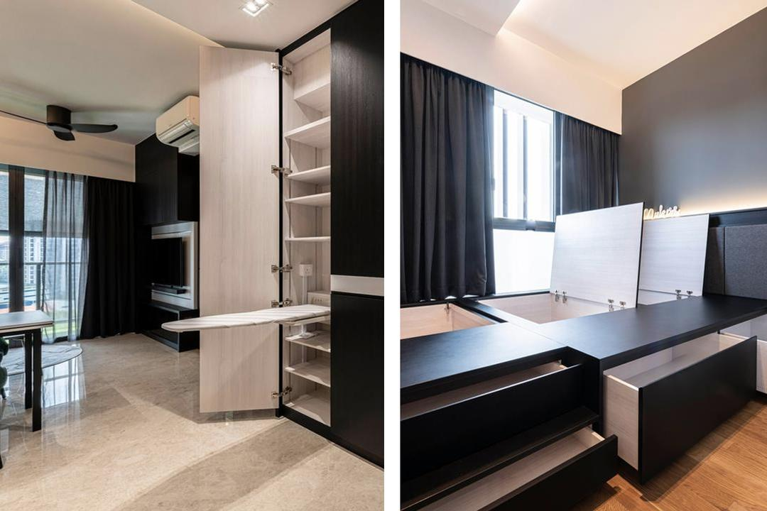 This One-Bedder Home Has Every Storage Solution Imaginable