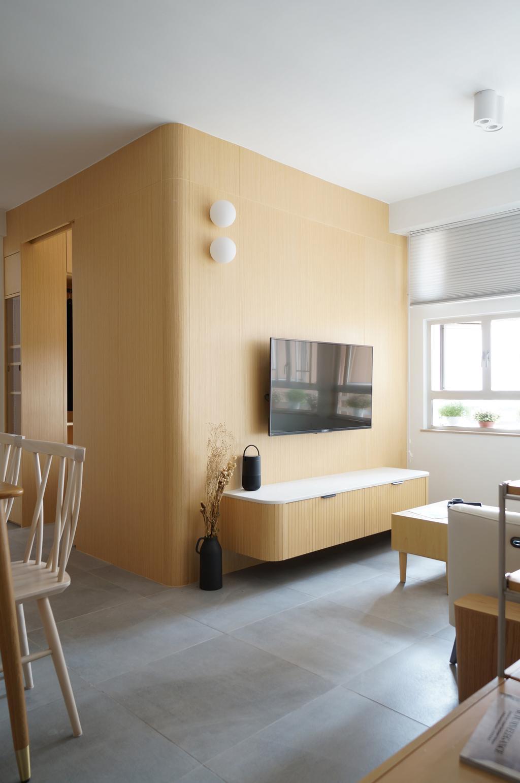 Yu Tin Court by hoom studio