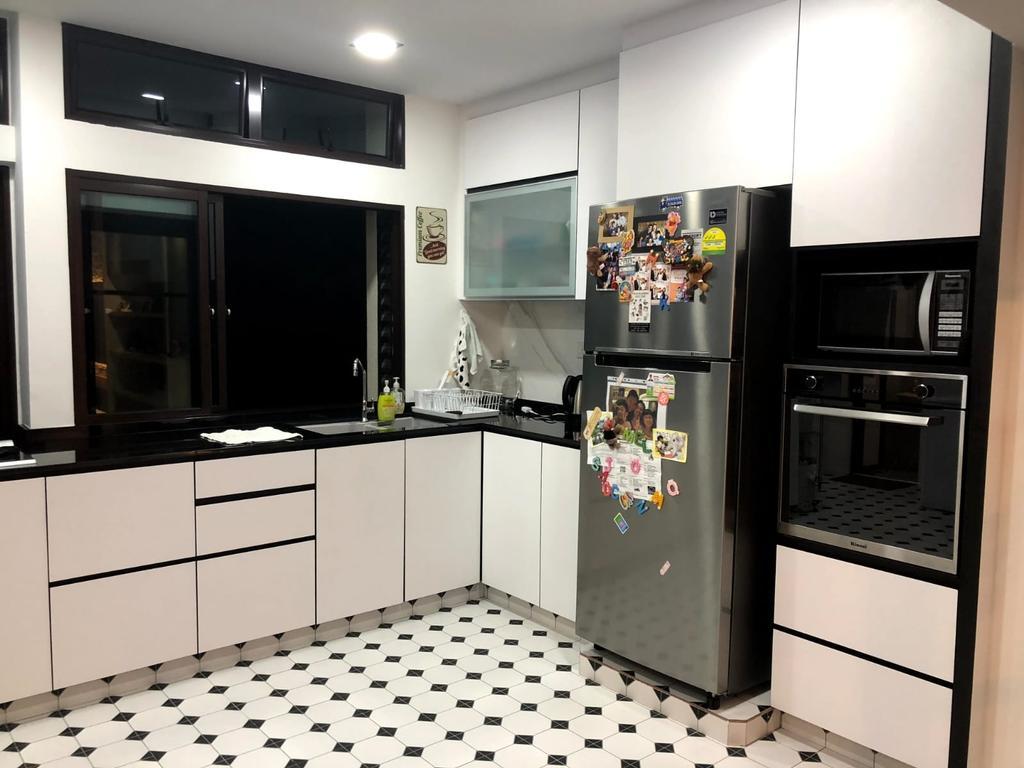 Contemporary, Condo, Kitchen, The Sunniflora, Interior Designer, Ingenious Design Solutions