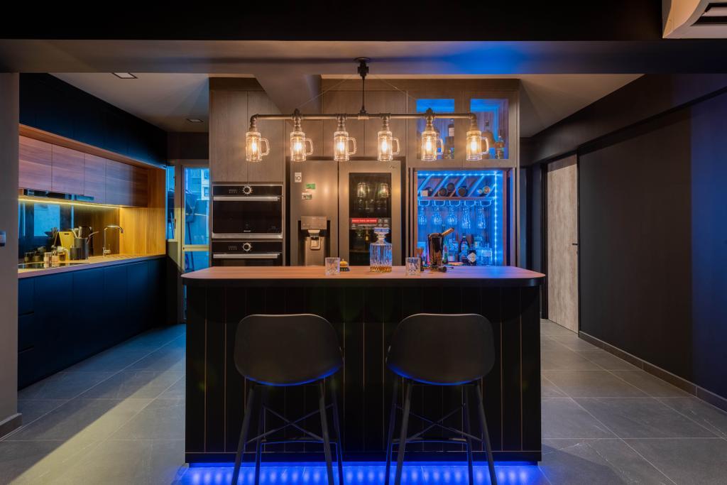 Northshore Drive by Urban Home Design 二本設計家