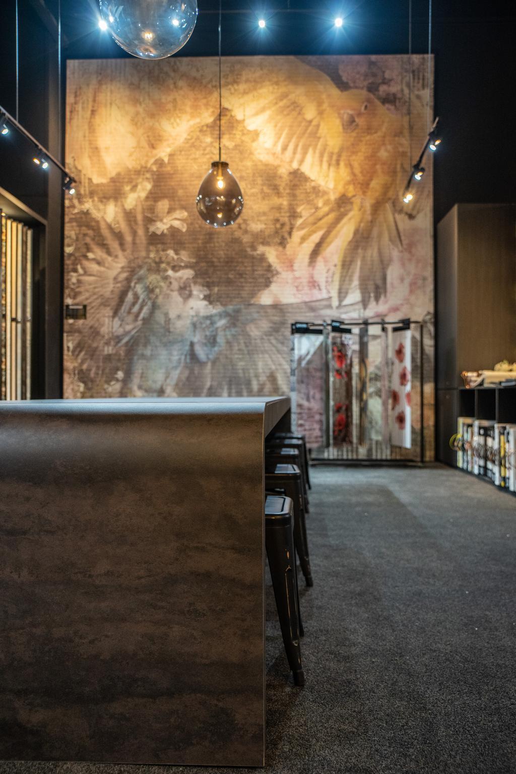 Ubi Crescent, Commercial, Interior Designer, Builders Plus, Contemporary