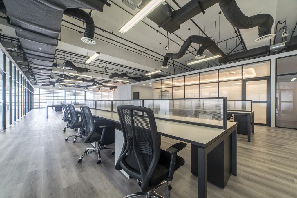 One George Street, Commercial, Interior Designer, Builders Plus