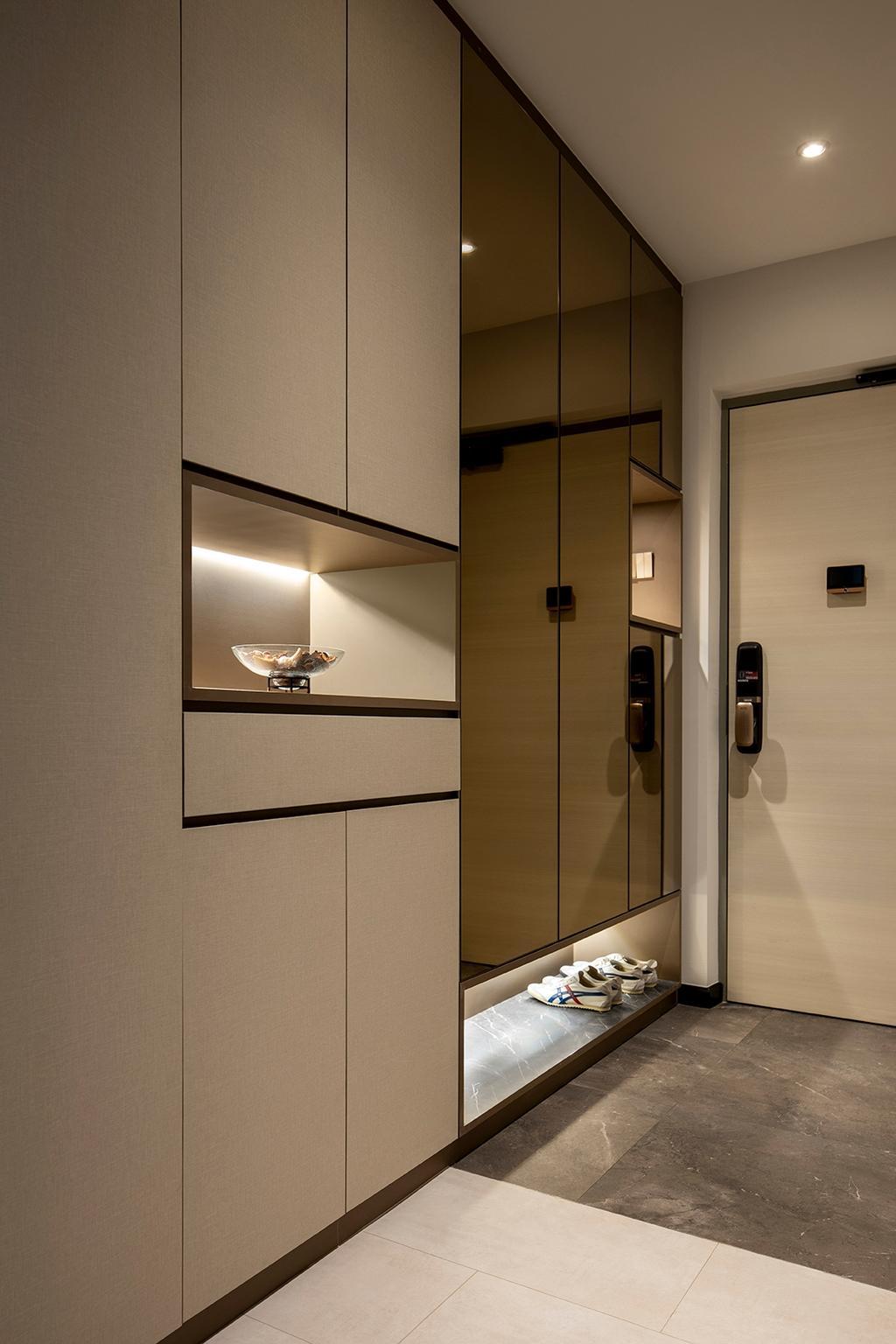 Modern, HDB, Bishan Street 22, Interior Designer, ELPIS Interior Design, Contemporary
