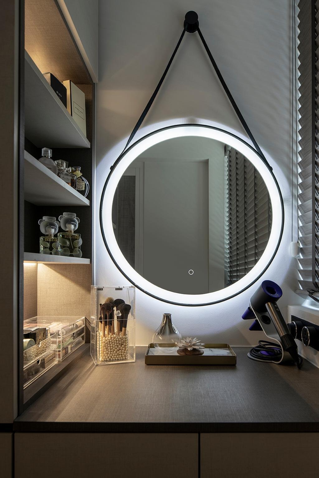 Modern, HDB, Bedroom, Bishan Street 22, Interior Designer, ELPIS Interior Design, Contemporary