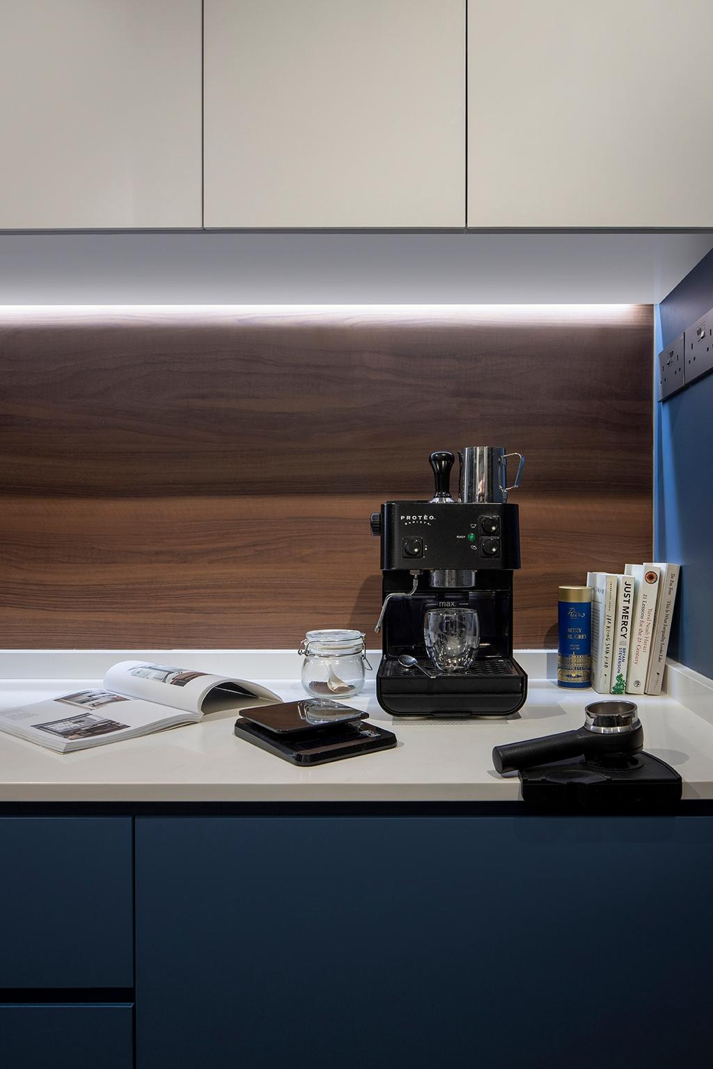 Contemporary, HDB, Kitchen, Bidadari Park Drive, Interior Designer, ELPIS Interior Design, Scandinavian