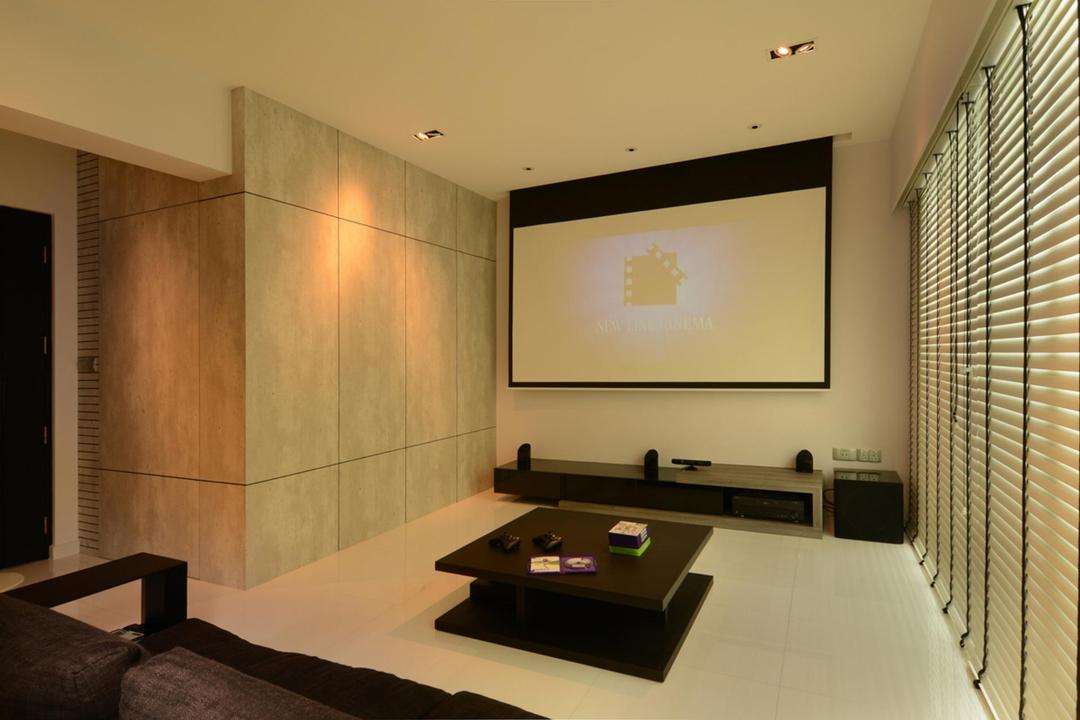 Home Theatre Interior Design Singapore Interior Design Ideas
