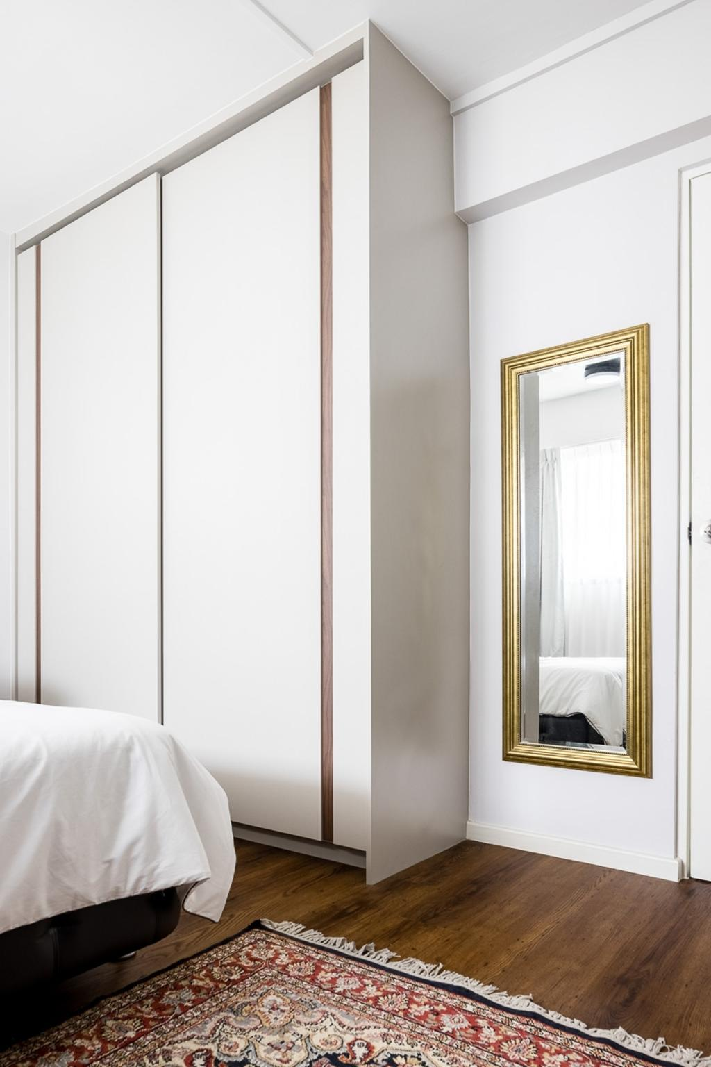 Contemporary, HDB, Lorong Ah Soo, Interior Designer, Anhans Interior Design, Scandinavian