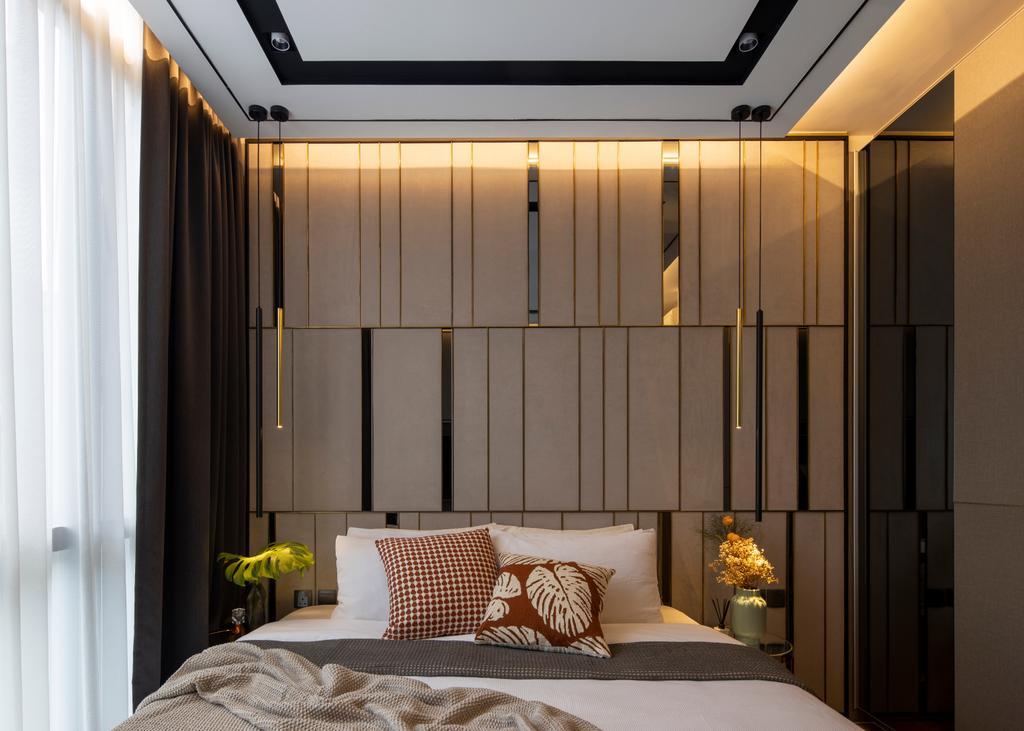 Contemporary, Landed, Bedroom, Belgravia Green, Interior Designer, Rubiks Studio