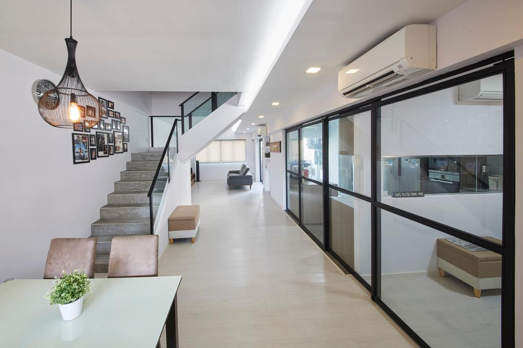 Modern, HDB, Dining Room, Bishan Street 23, Interior Designer, Rubiks Studio