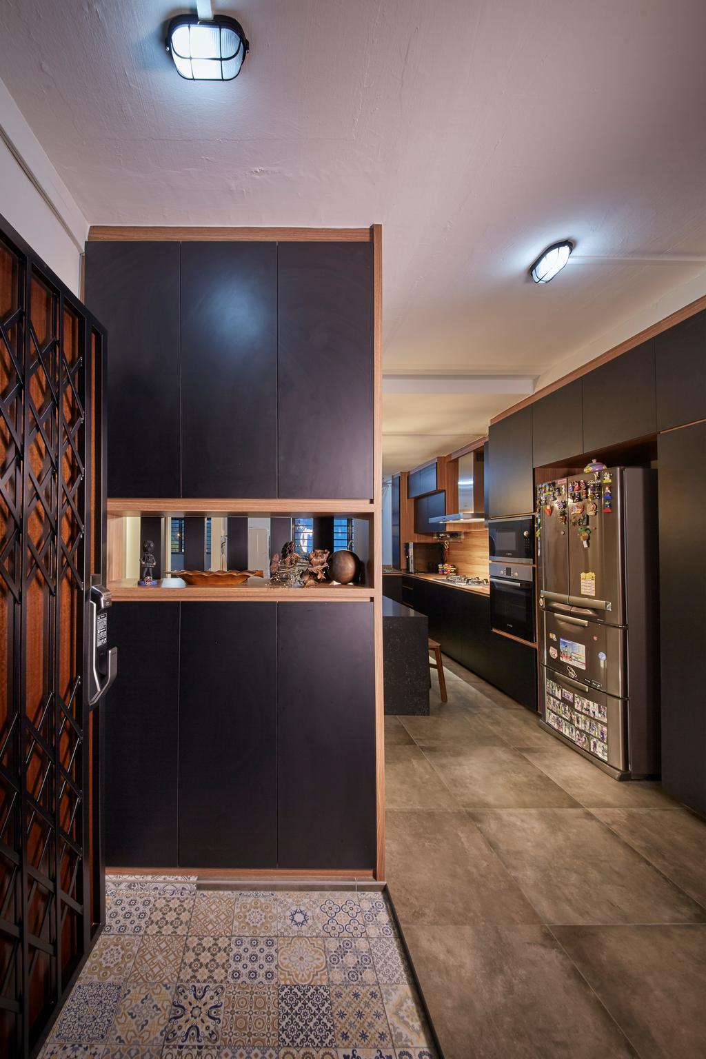 Contemporary, HDB, Living Room, Jalan Rajah, Interior Designer, Rubiks Studio, Scandinavian