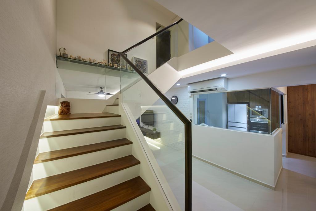 Modern, HDB, Bishan Street 23, Interior Designer, Rubiks Studio, Scandinavian