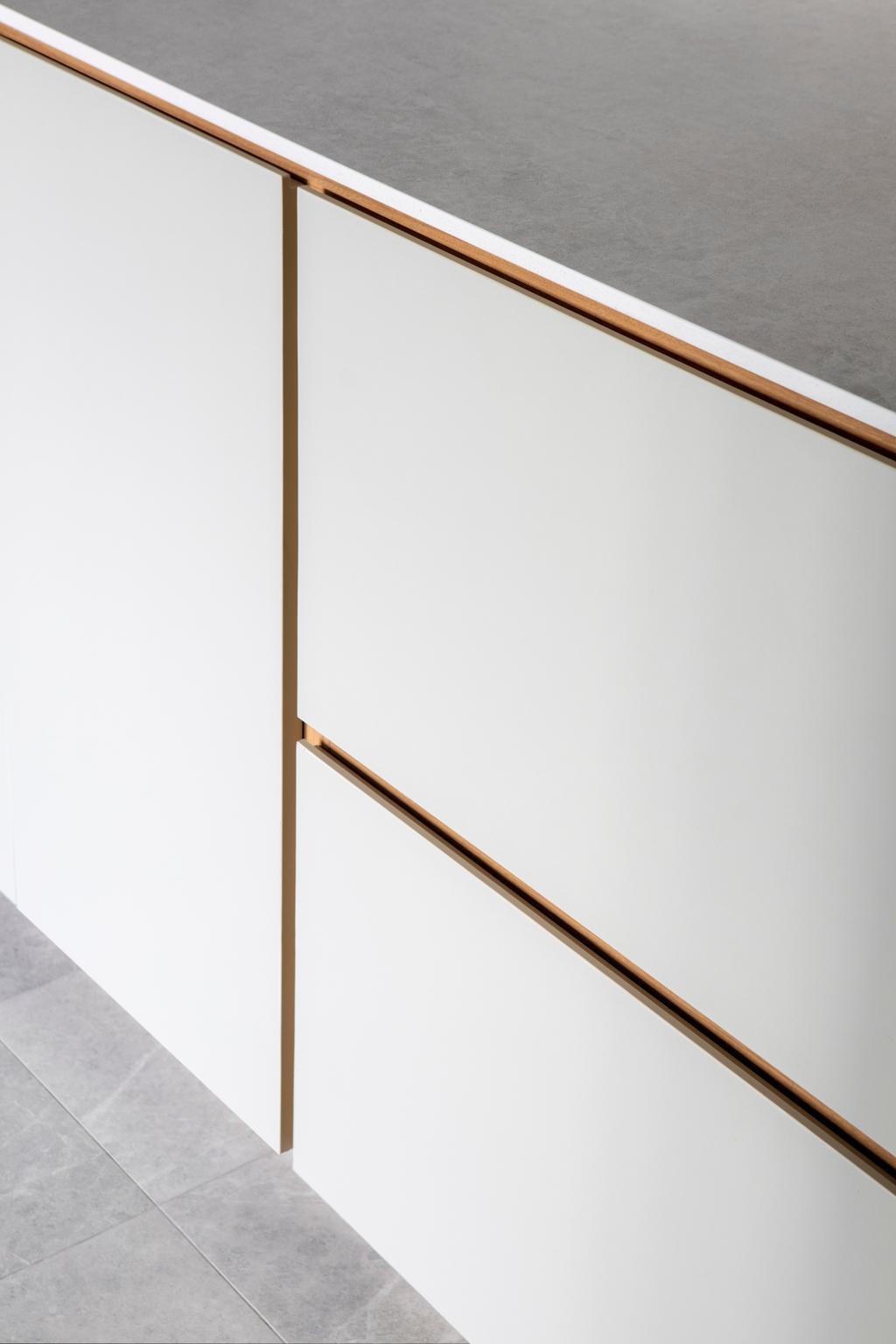 Minimalistic, HDB, Kitchen, Tampines Street 81, Interior Designer, Rubiks Studio, Contemporary