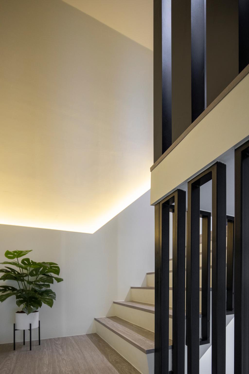Minimalistic, HDB, Tampines Street 81, Interior Designer, Rubiks Studio, Contemporary