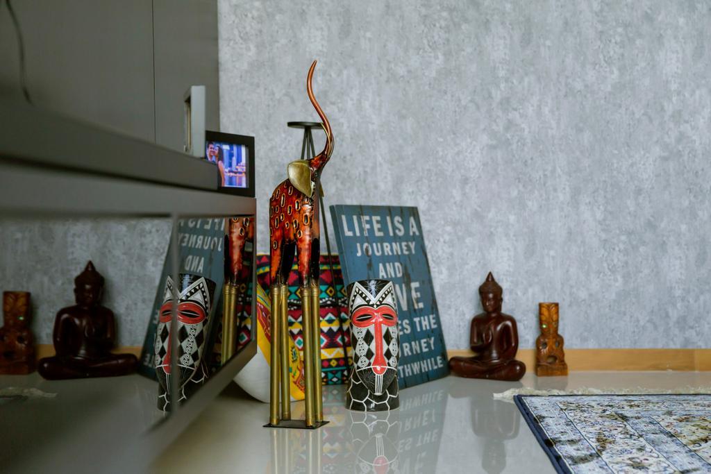 Contemporary, Condo, The Trilinq, Interior Designer, Rubiks Studio