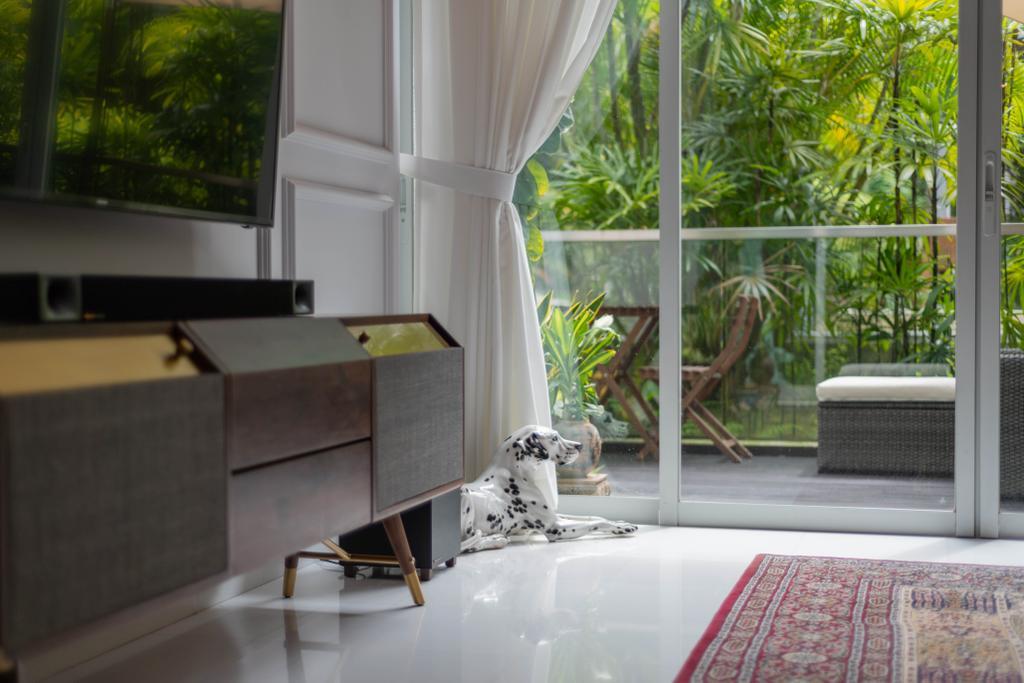 Modern, Condo, Balcony, The Raintree, Interior Designer, Meter Square, Contemporary