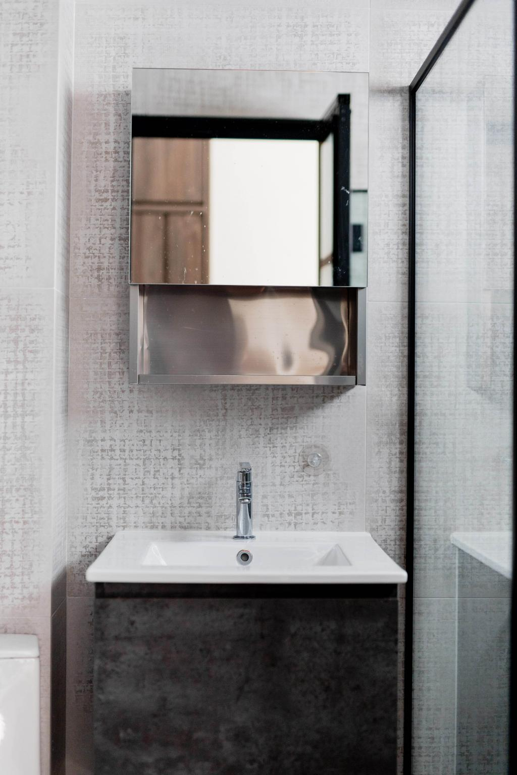 Contemporary, HDB, Bathroom, Bishan Street 22, Interior Designer, Forefront Interior