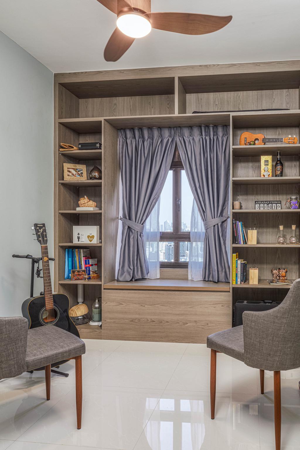 Contemporary, HDB, Toa Payoh Central, Interior Designer, Absolook Interior Design, Scandinavian