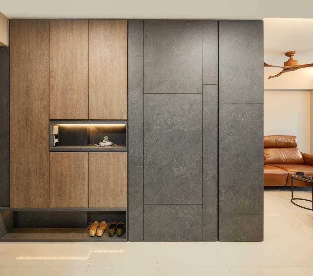 Contemporary, HDB, Living Room, Toa Payoh Central, Interior Designer, Absolook Interior Design, Scandinavian