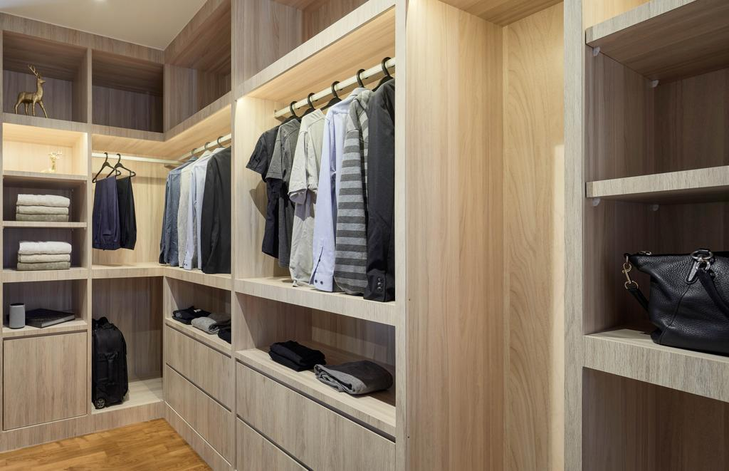 Modern, HDB, Bedroom, Sumang Walk, Interior Designer, Absolook Interior Design, Contemporary