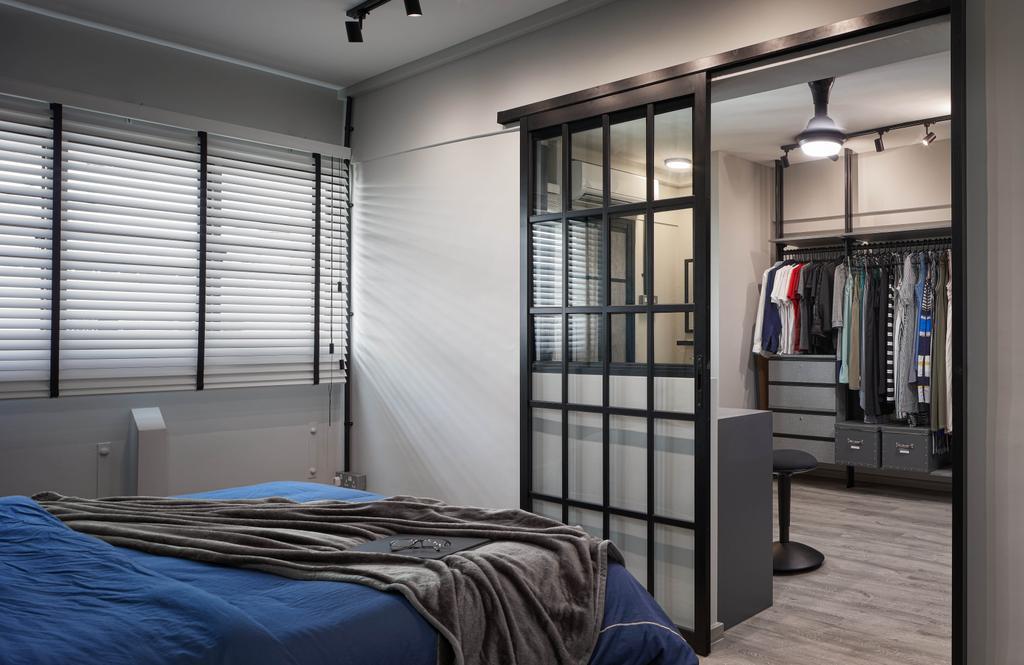 Contemporary, HDB, Bedroom, Ang Mo Kio Avenue 10, Interior Designer, Absolook Interior Design