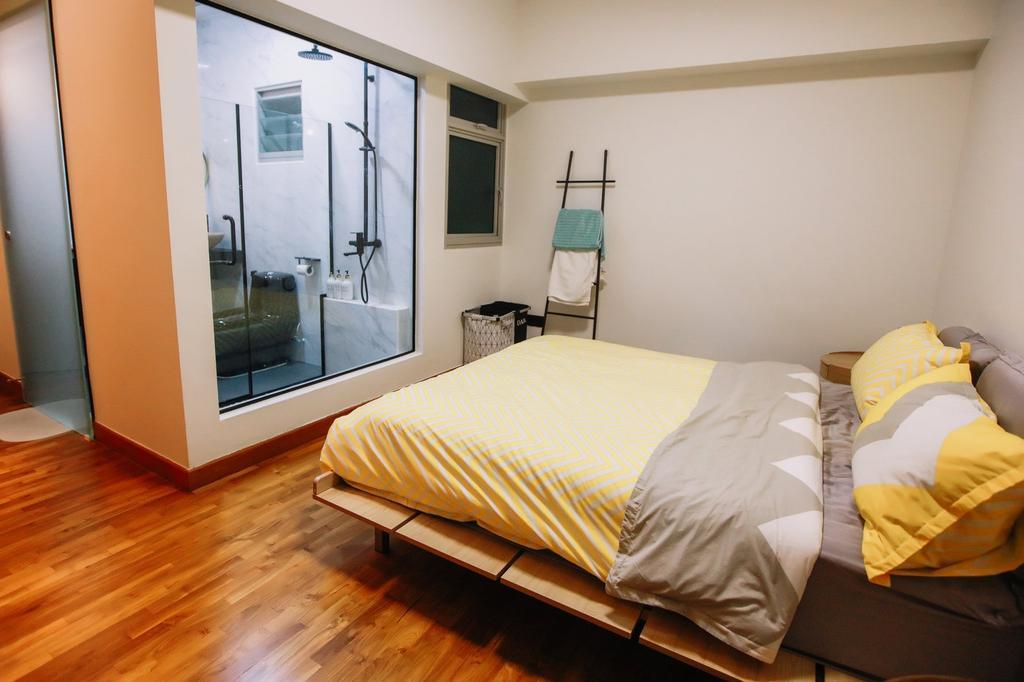 Modern, HDB, Bedroom, Punggol Place, Interior Designer, The Wooden Platform, Scandinavian