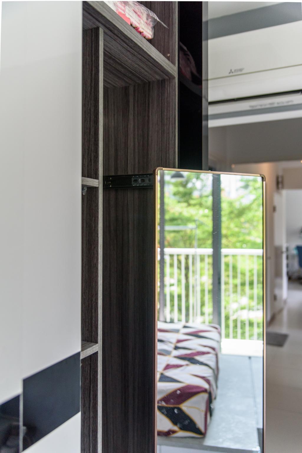 Modern, HDB, Punggol Central, Interior Designer, NJ Concept