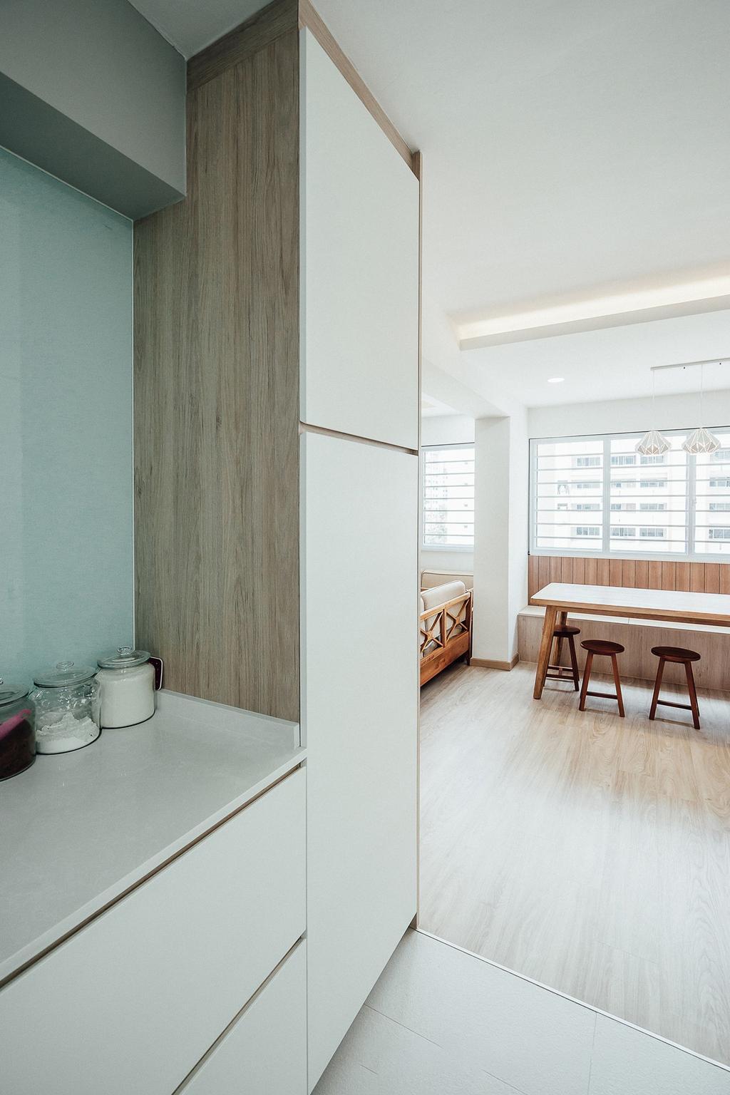 Minimalistic, HDB, Choa Chu Kang Avenue 3, Interior Designer, Carpenter Direct, Scandinavian