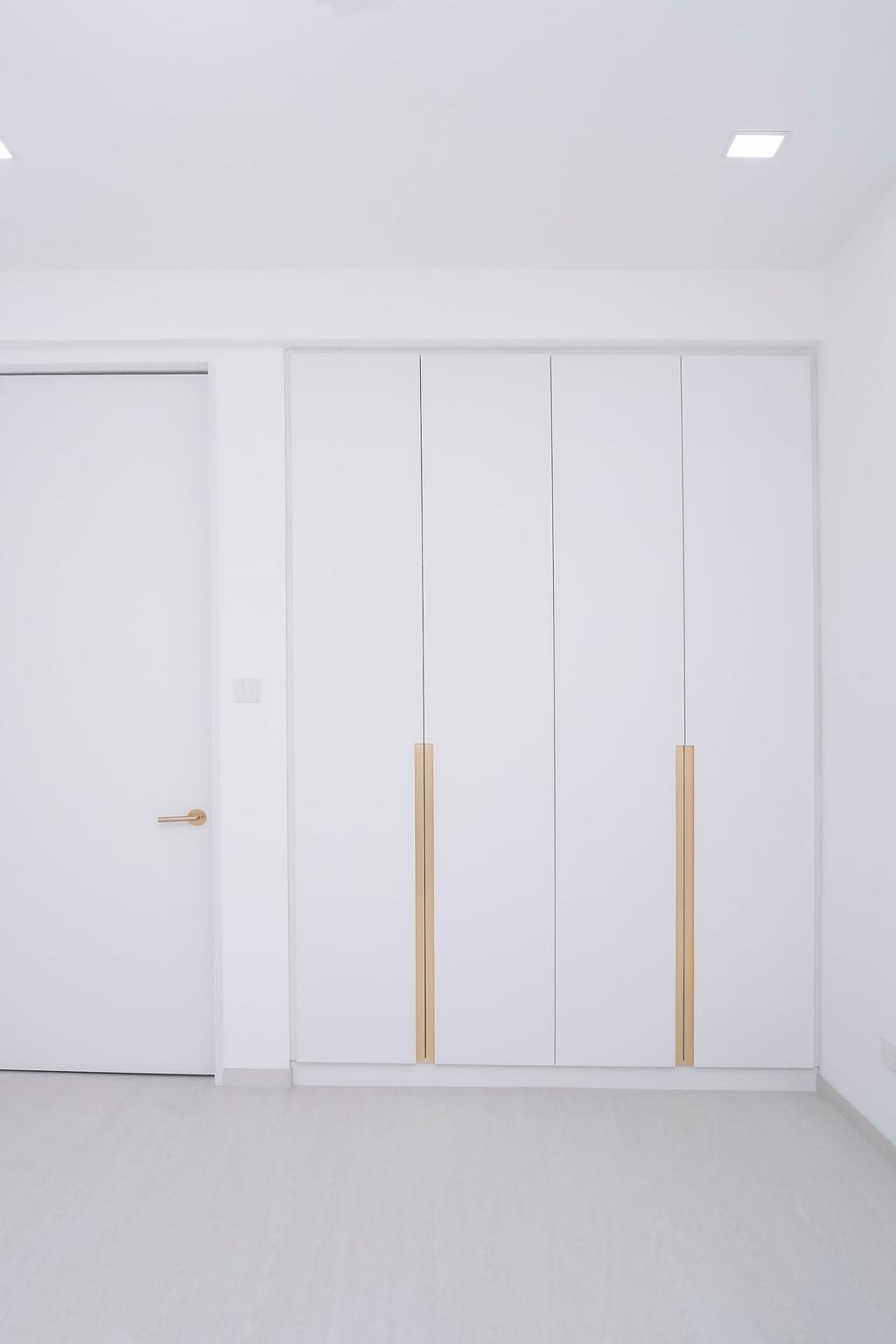 Contemporary, Condo, Bedroom, King Albert Lodge, Interior Designer, Carpenter Direct