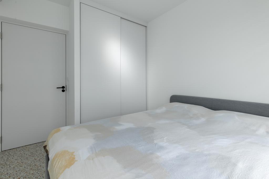Modern, HDB, Bedroom, Bedok North Street 4, Interior Designer, Carpenter Direct, Minimalistic