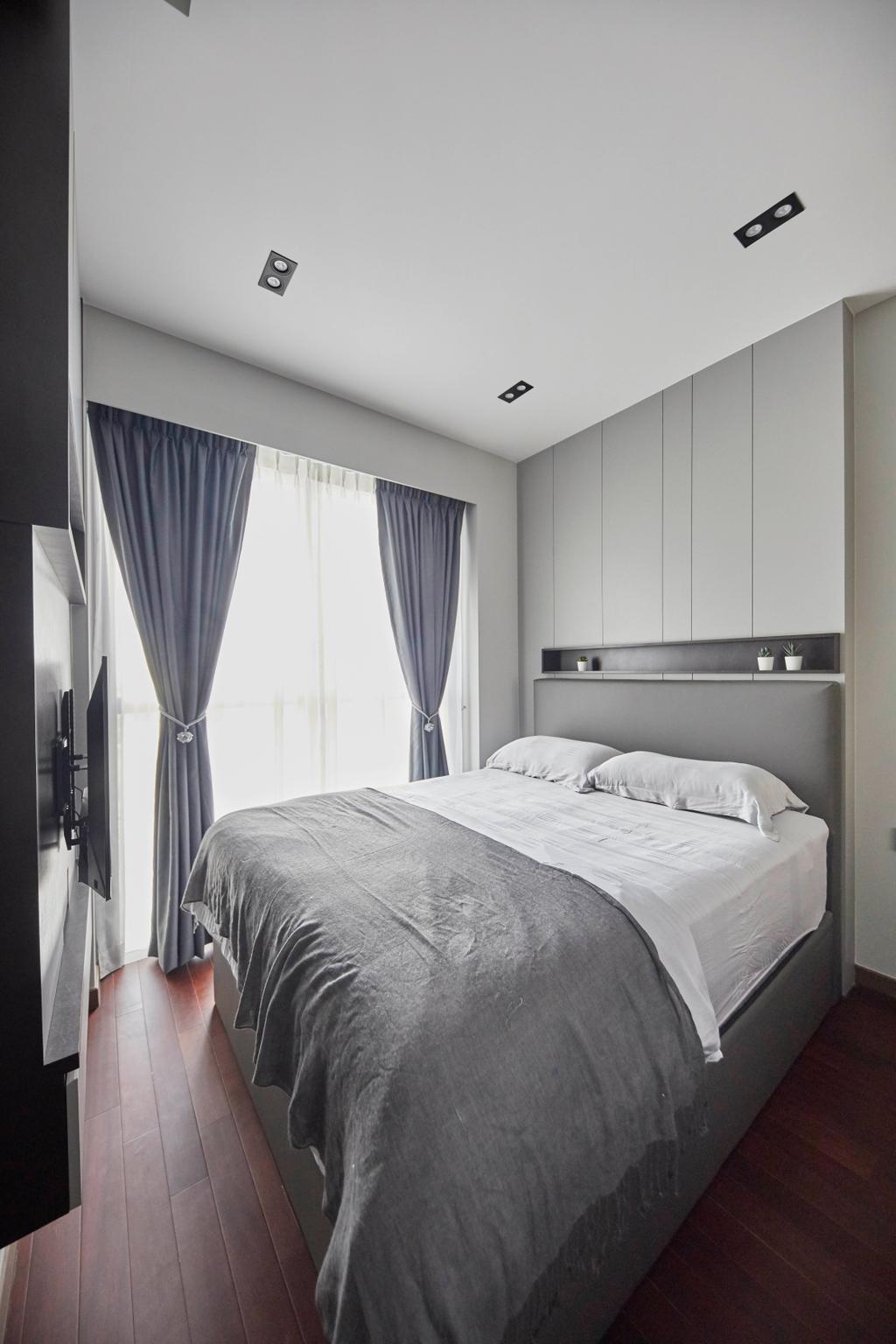 Contemporary, Condo, Bedroom, Queens Peak, Interior Designer, The Interior Lab, Scandinavian