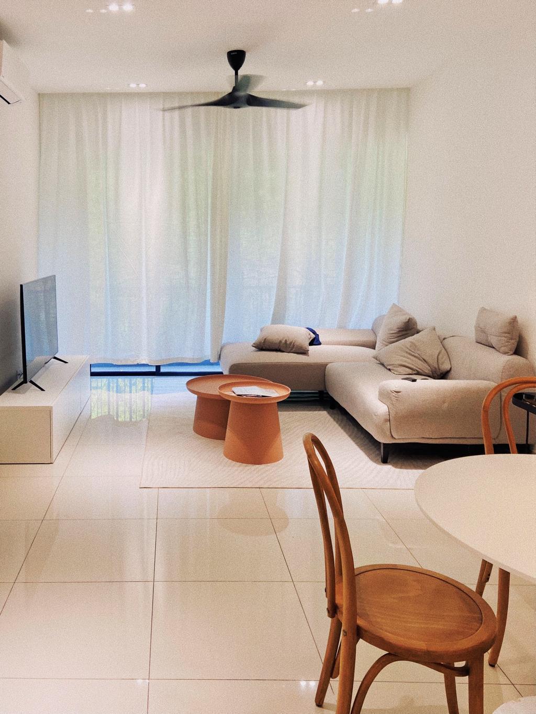 Contemporary, Condo, Setia Sky Vista, Penang, Interior Designer, ZGT Design Studio