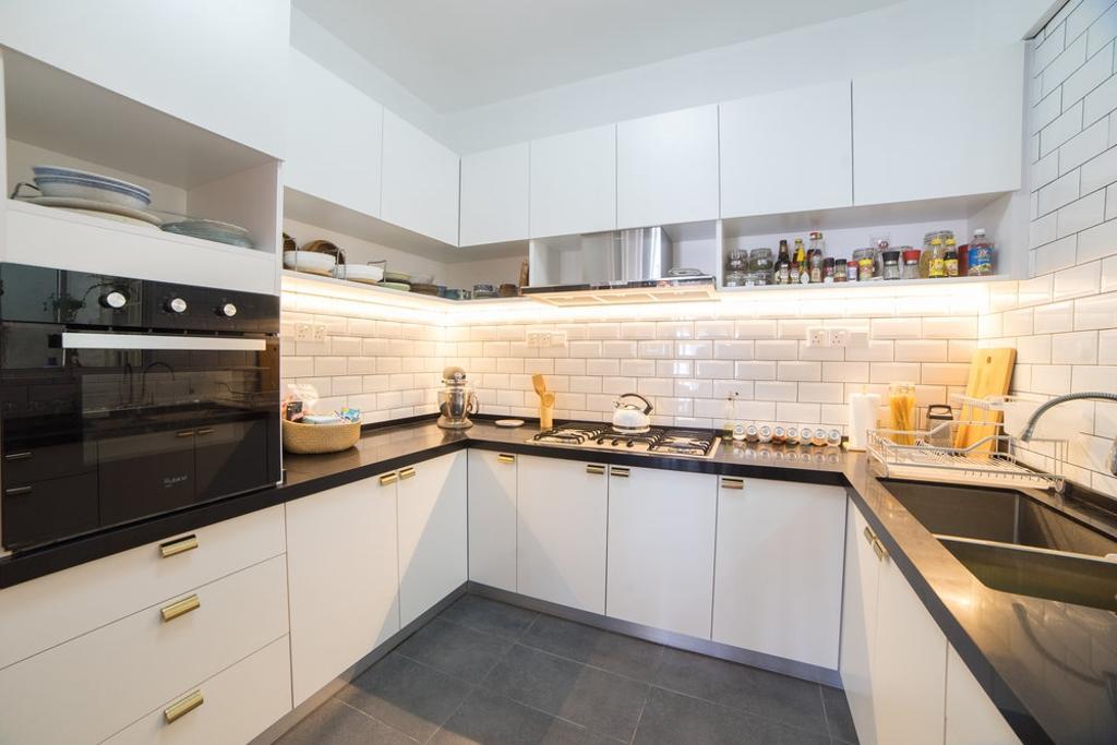 Minimalistic, Condo, Gold Coast Resort Condominium, Penang, Interior Designer, ZGT Design Studio