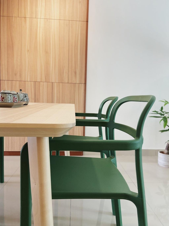 Modern, Landed, Sunway Wellesly Garden Villa, Penang, Interior Designer, ZGT Design Studio, Scandinavian