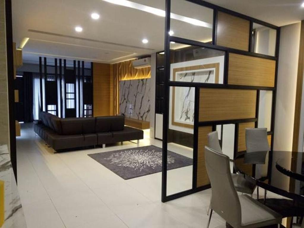 Modern, Condo, Living Room, Condo D'Sara, SG Buloh, Interior Designer, BIQQ Interior, Contemporary