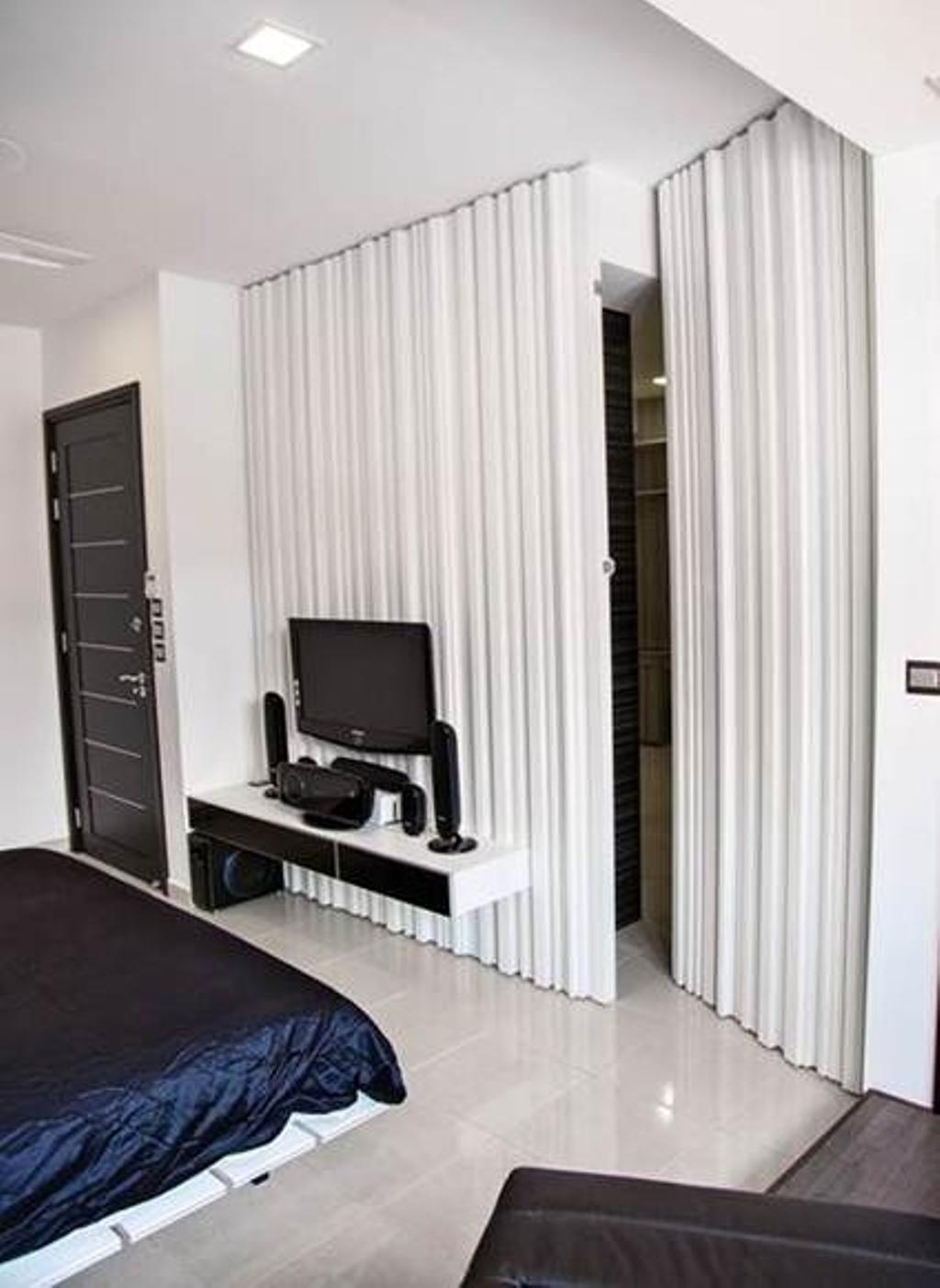 Modern, Condo, Condo Type, OUG, Interior Designer, BIQQ Interior, Contemporary