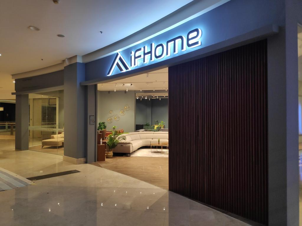 IF HOME, The Curve PJ, Commercial, Interior Designer, Connect Build Sdn Bhd, Modern