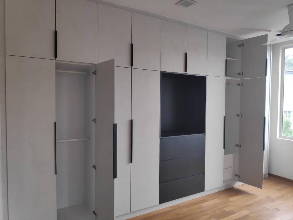Modern, Landed, Park Manor (Lot 33), Sierramas, Interior Designer, Connect Build Sdn Bhd
