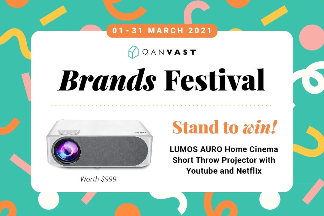 Qanvast Brands Festival