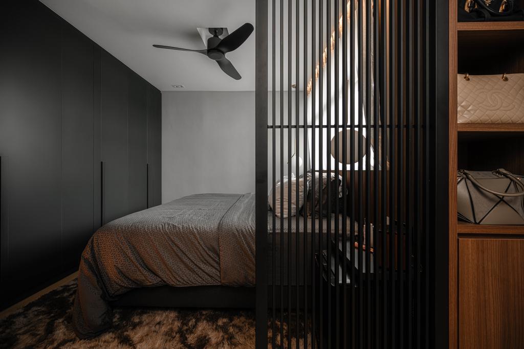 Contemporary, HDB, Bedroom, Upper Boon Keng, Interior Designer, SHE Interior