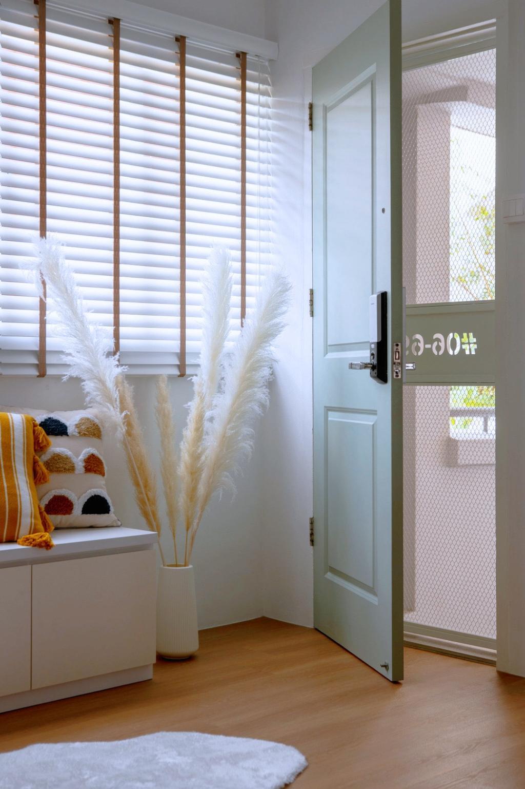 Scandinavian, HDB, Living Room, Bedok Reservoir Road, Interior Designer, Ascend Design